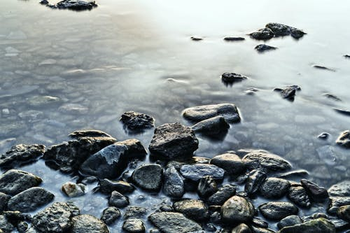 Gratis arkivbilde med hav, sjø, steiner