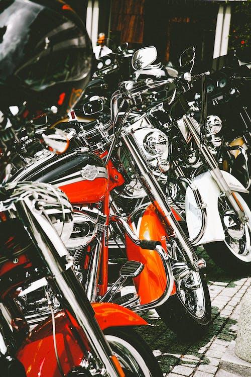 Fotos de stock gratuitas de atracción, motocicletas, sistema de transporte, vehículos