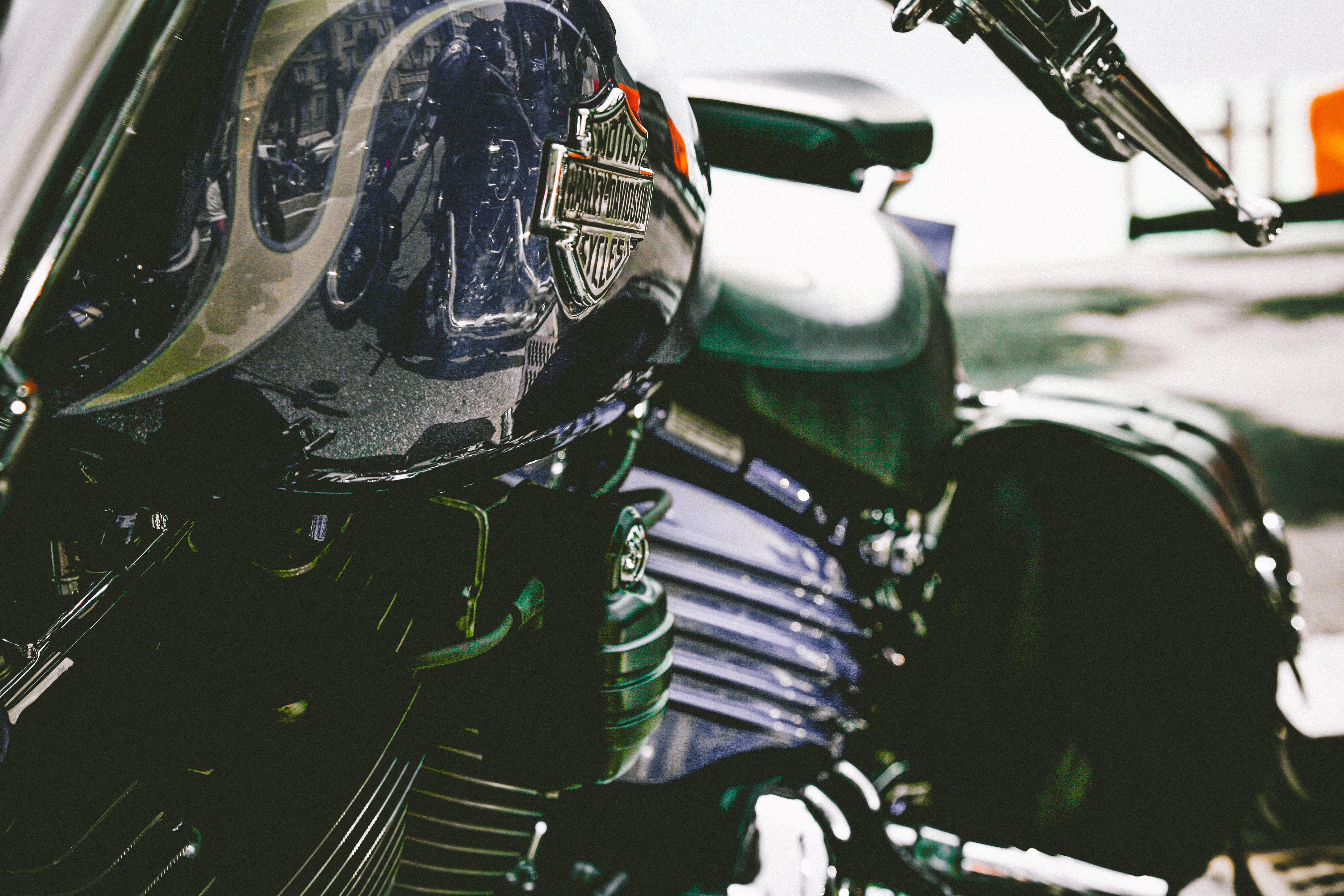 Immagine gratuita di giro, harley davidson, moto, motocicletta