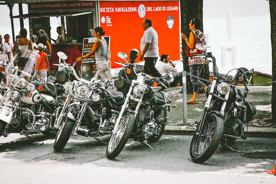 交通系統, 摩托車, 車輛