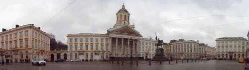 Free stock photo of Belgium, brussels, Place Royale, Royal Square