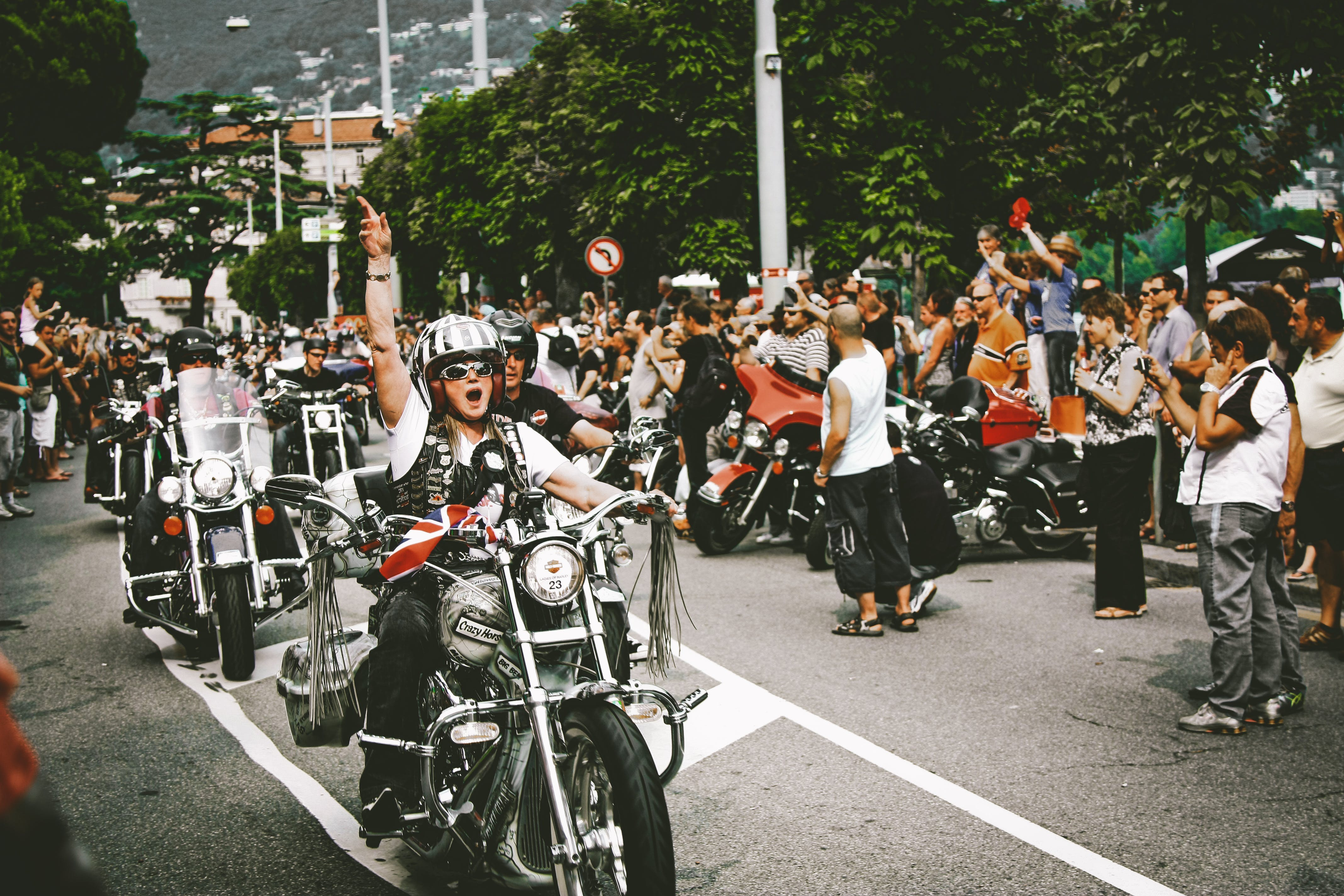Motorcycle Parade