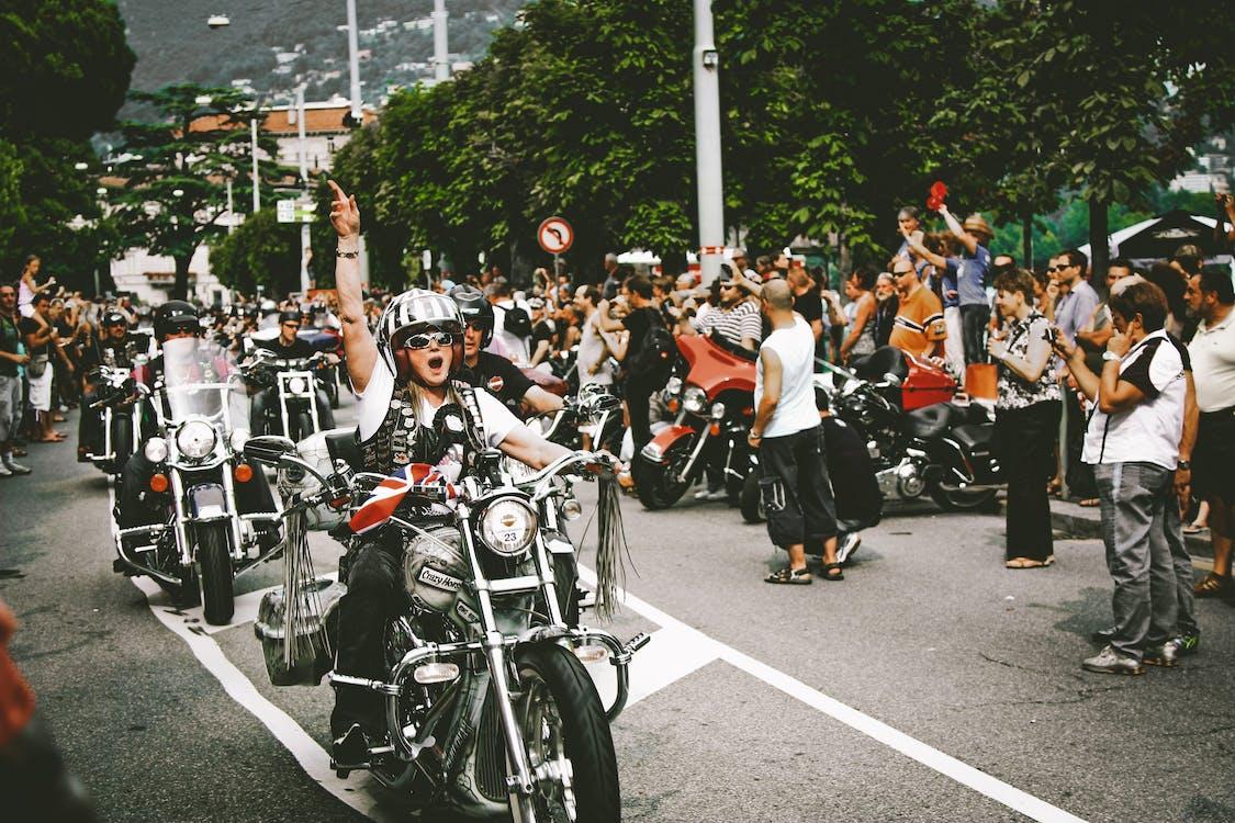 Motorcycle Parade
