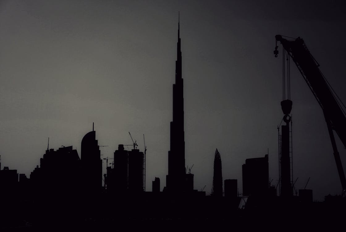 building, buildings, burj khalifa
