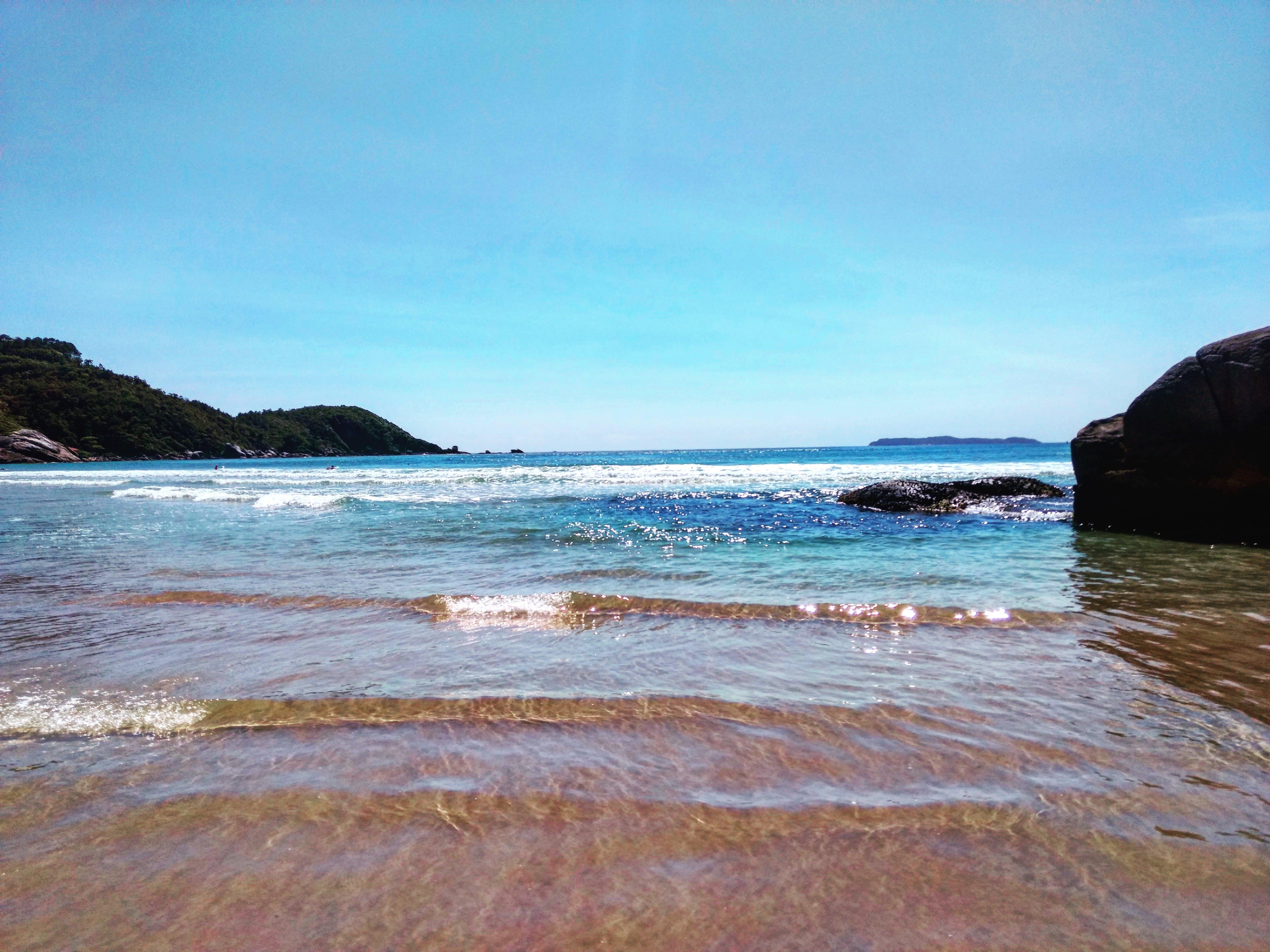 Free stock photo of #sea #mar #water #blue