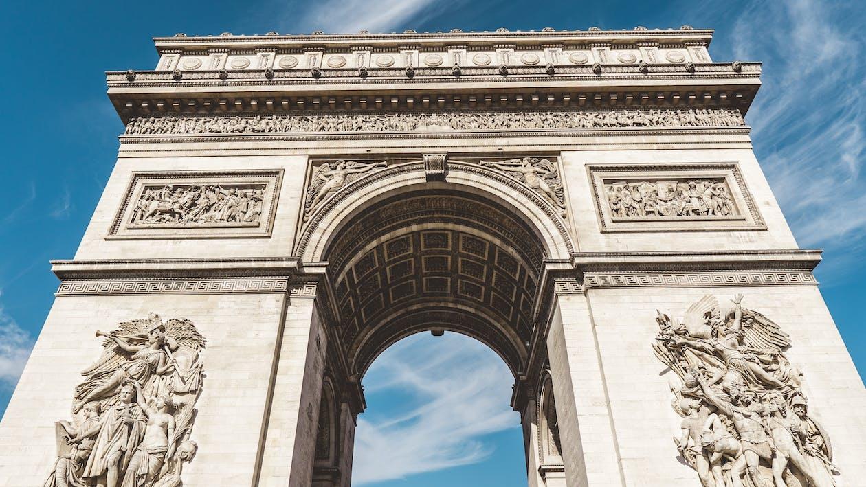 arco, Arco del Triunfo, arquitectura