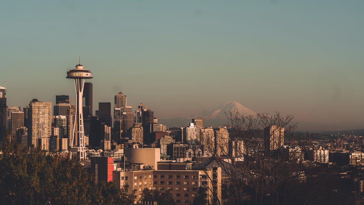 Photo of Seattle Skyline
