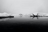 cold, iceberg, iceland