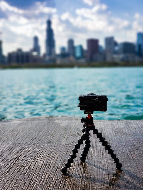 Darmowe zdjęcie z galerii z aparat, chicago, makro, statyw