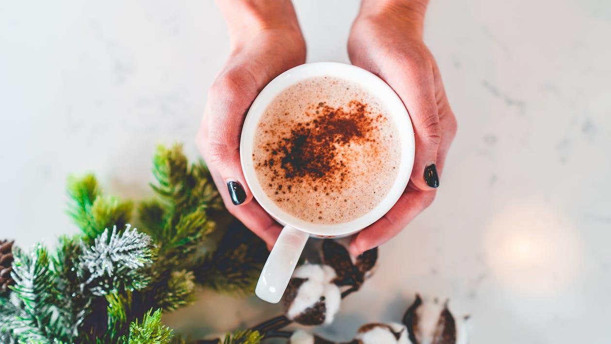 一杯咖啡, 卡布奇諾, 可口的