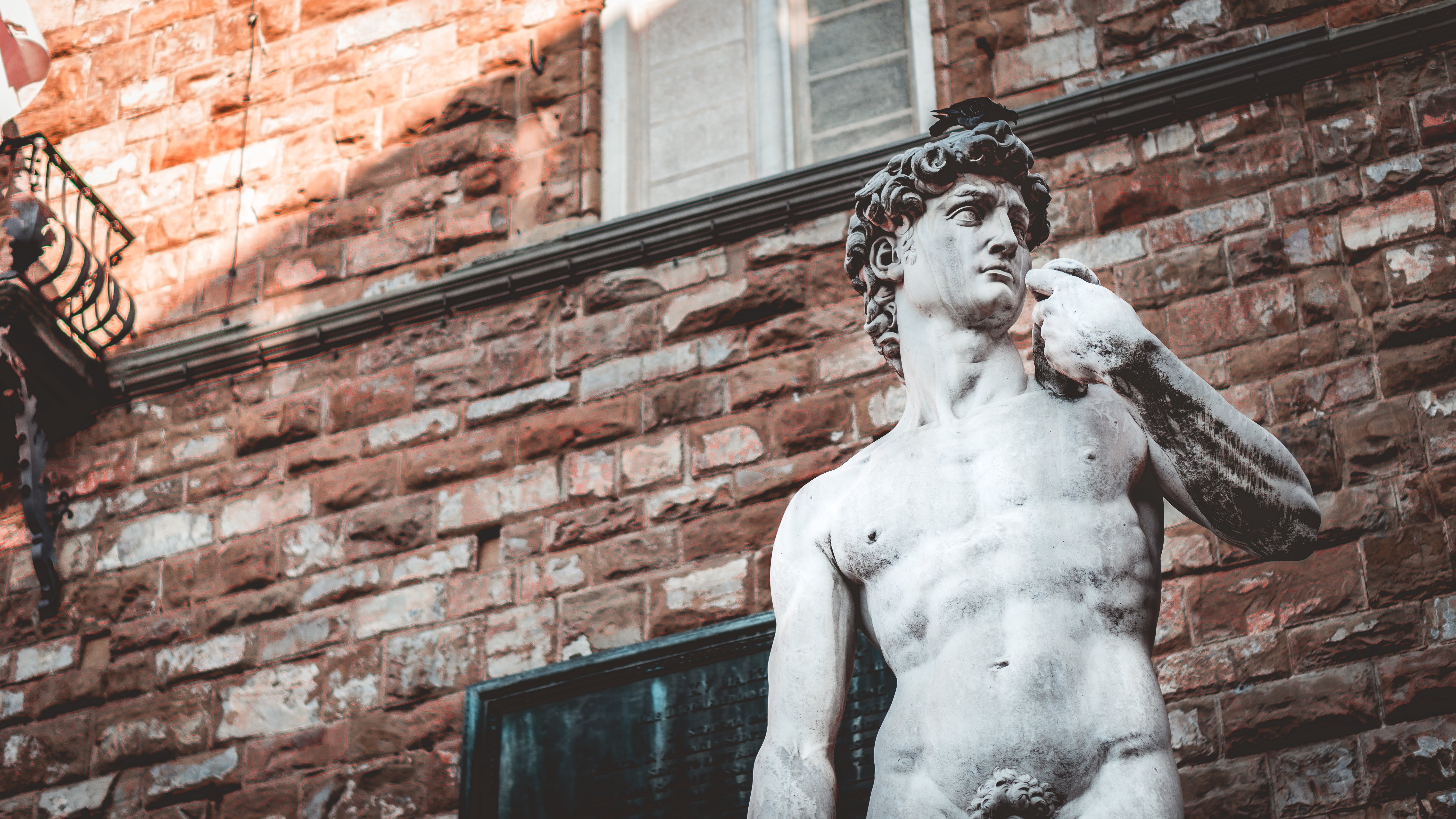 Free stock photo of david, florence, italy, statue