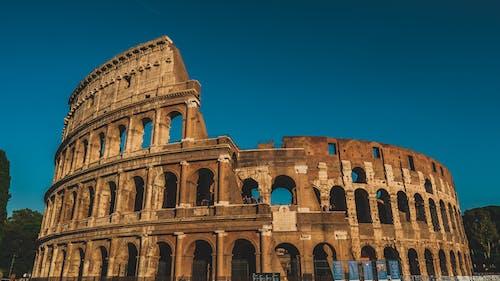 Imagine de stoc gratuită din amfiteatru, arcade, arhitectură, atracție turistică