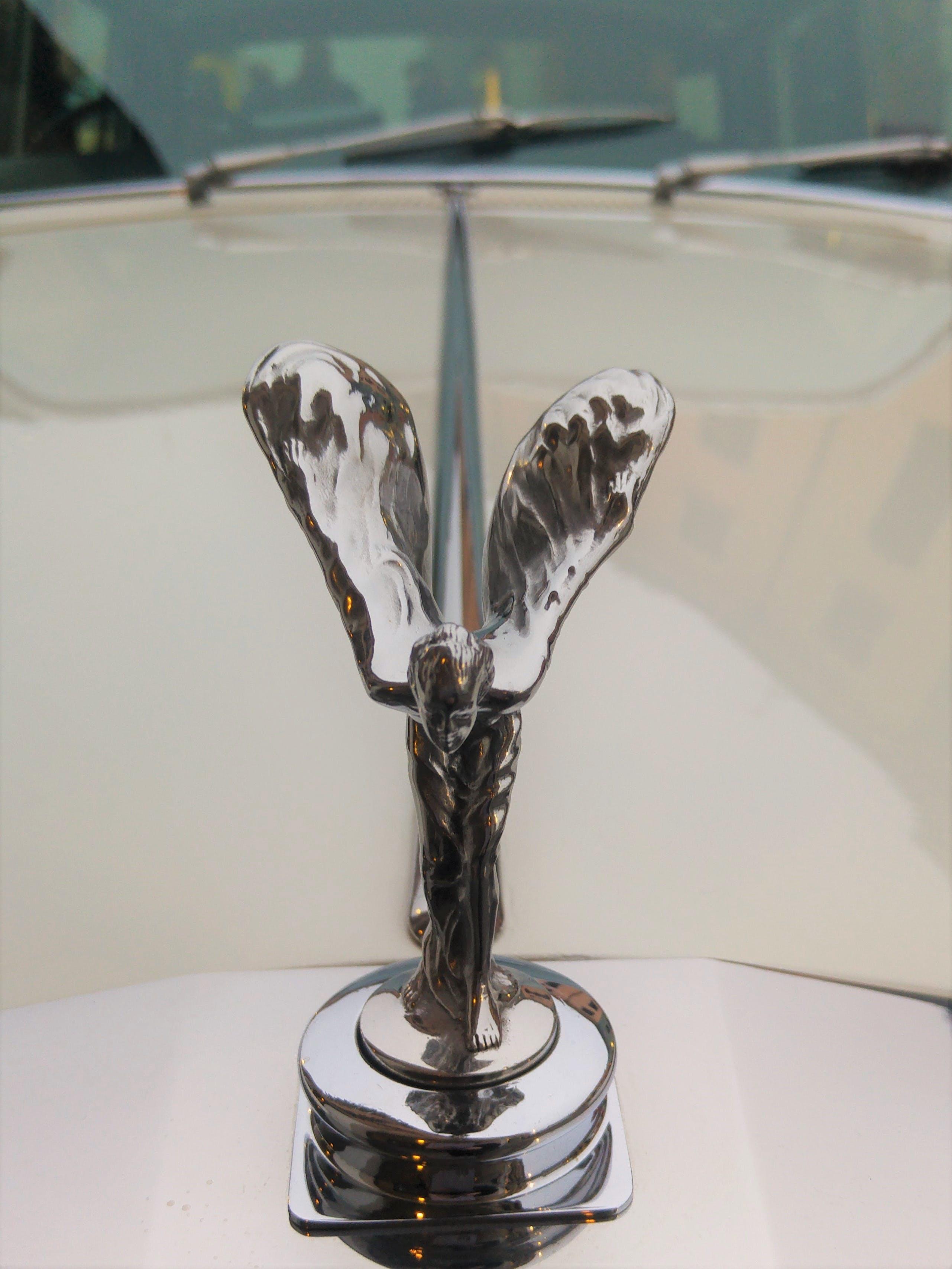 Free stock photo of geometrical, Rolls Royce, vintage car