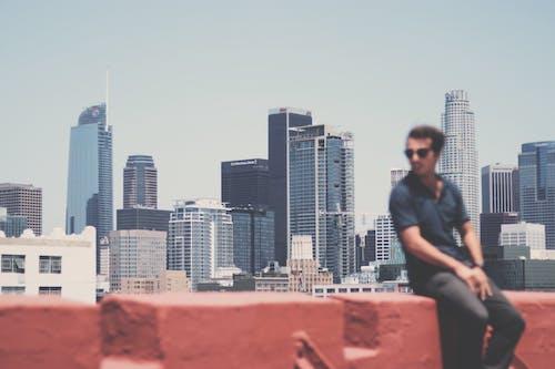 Immagine gratuita di città, concentrarsi, edifici, focalizzare