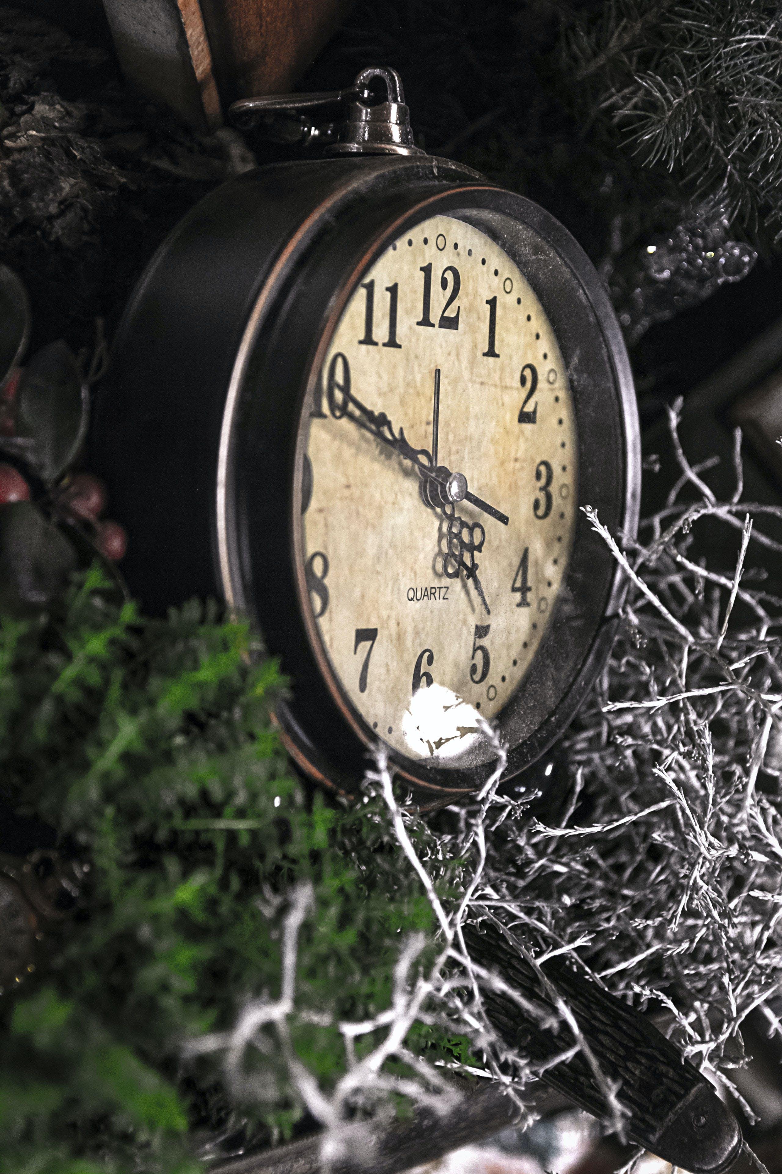 Kostenloses Stock Foto zu antico, orologio, tempo, vintage