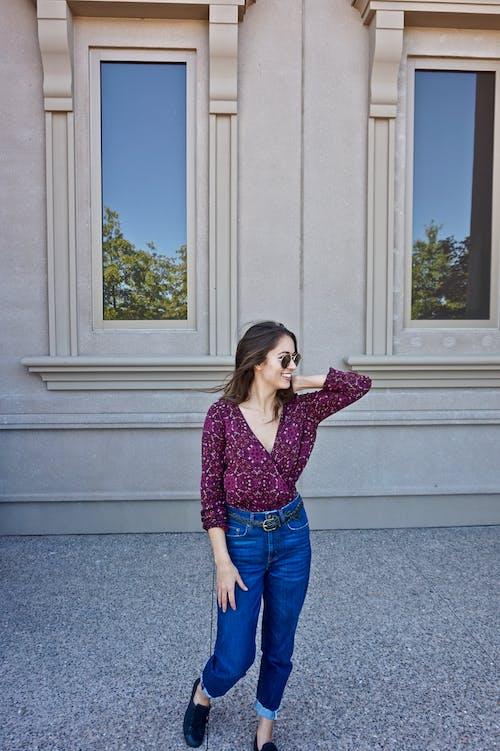 Photo Of Woman Posing