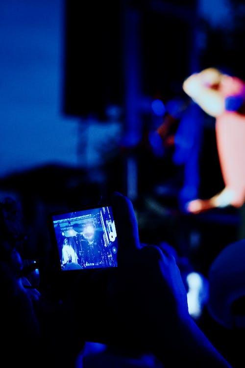 Gratis lagerfoto af band, iPhone, levende musik, musik