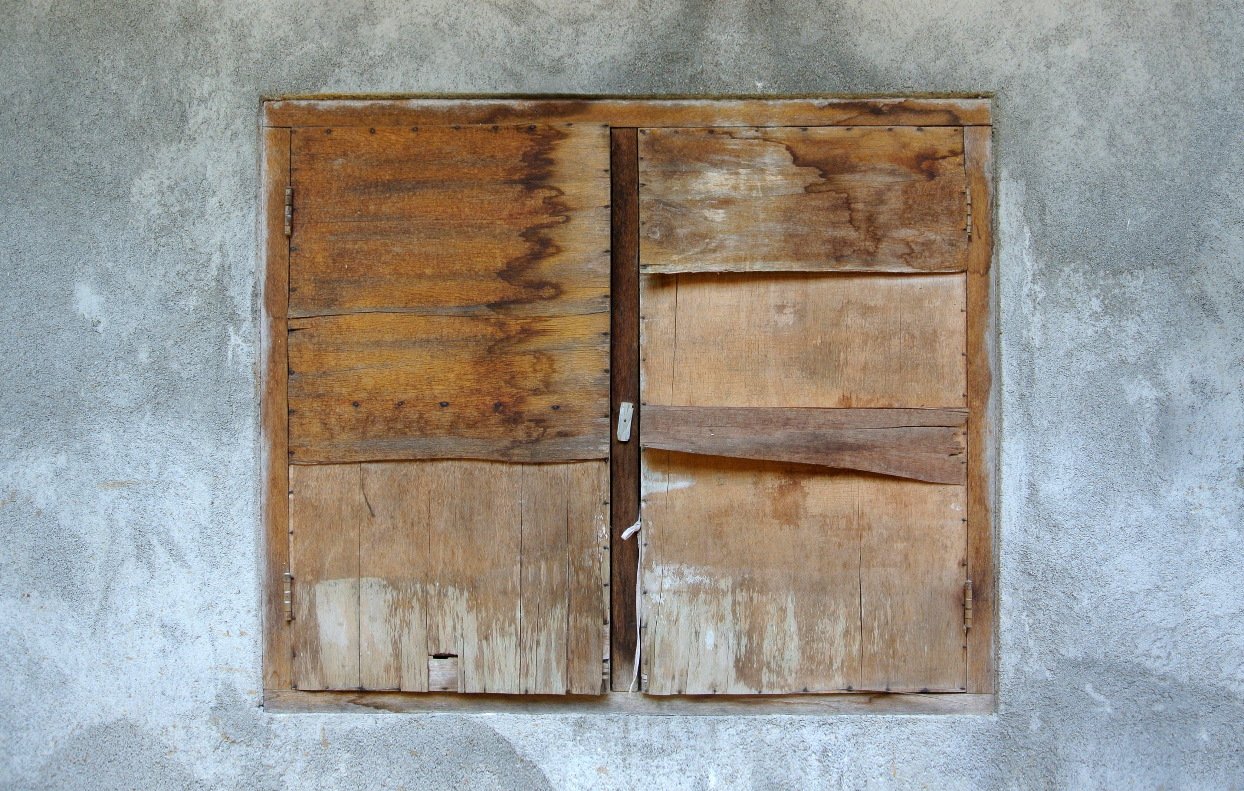 封閉的木窗, 巴厘島, 巴厘島的, 木窗 的 免費圖庫相片