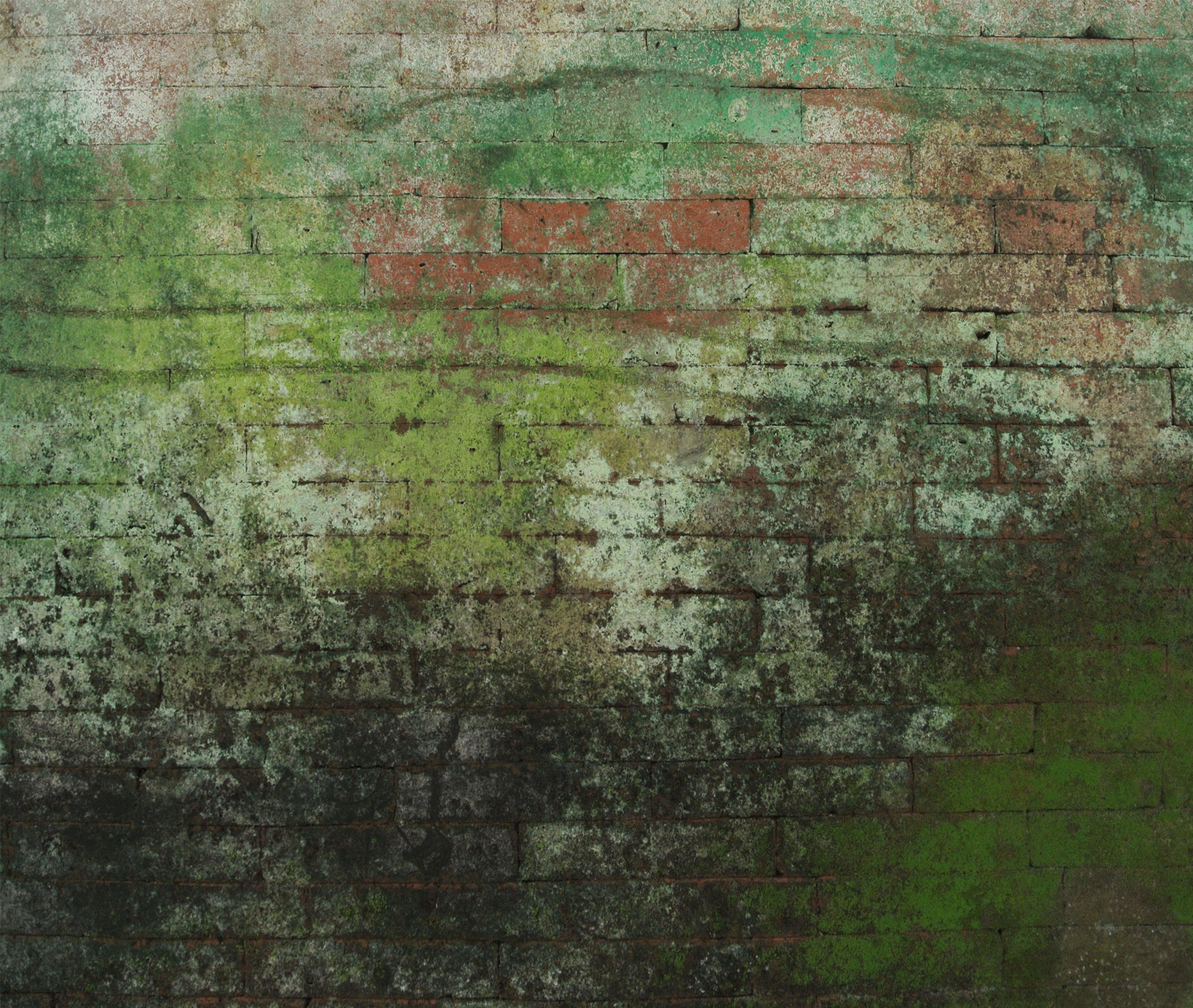 backstein, backsteinmauer, bali