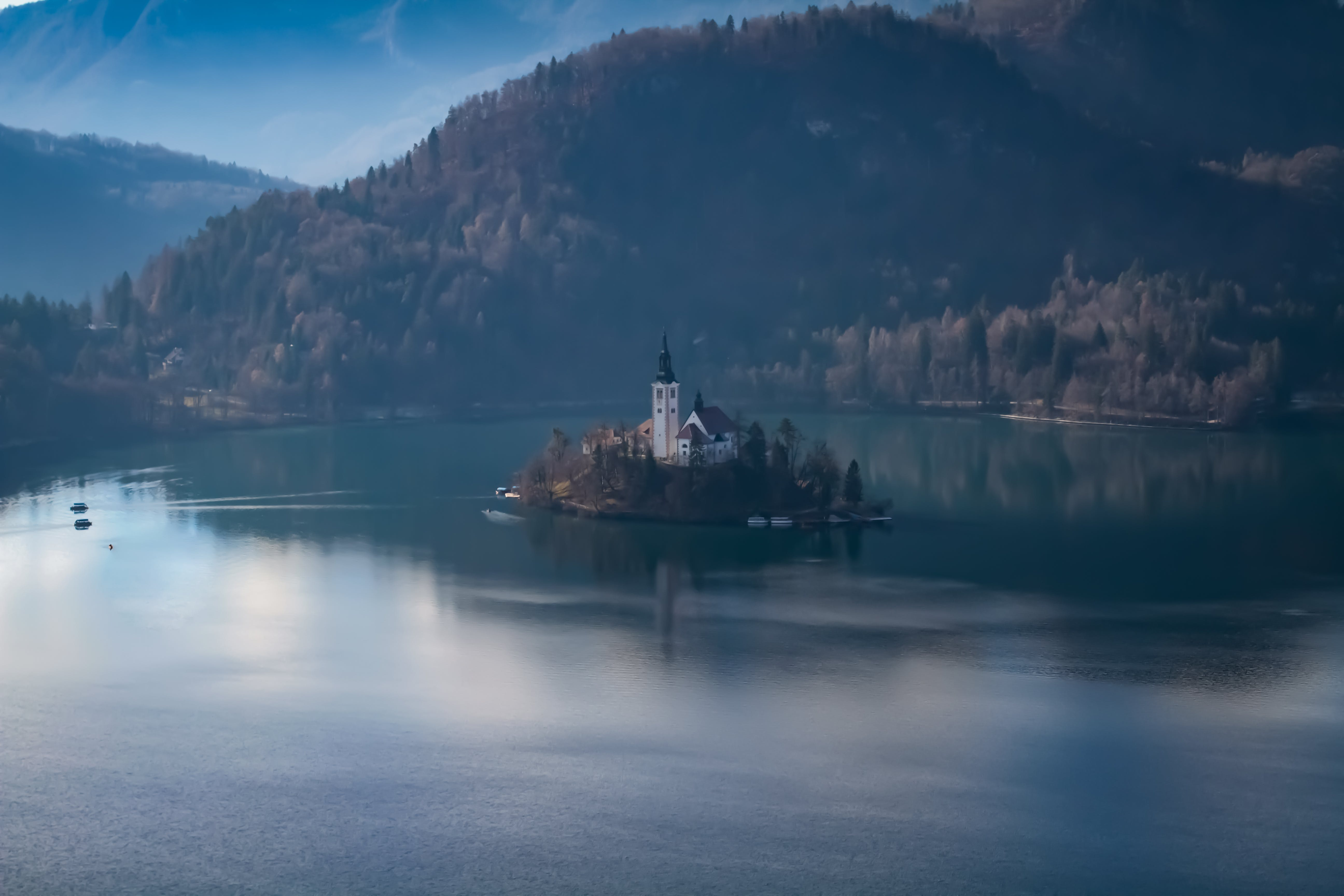 Free stock photo of bled