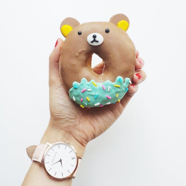 accessory, dessert, donut