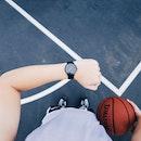 man, person, wristwatch