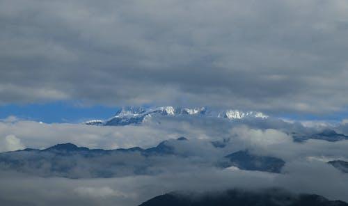 Free stock photo of #cloud, #himalaya, #layer, #mountain