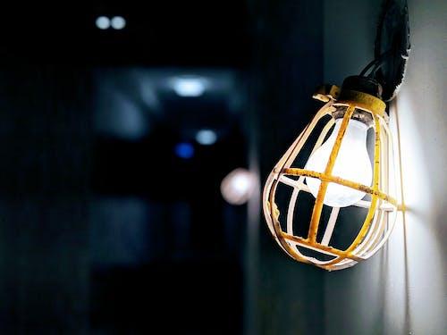 Ingyenes stockfotó fény, függő, izzó, megvilágított témában
