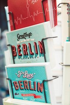 Greetings Berlin Germany