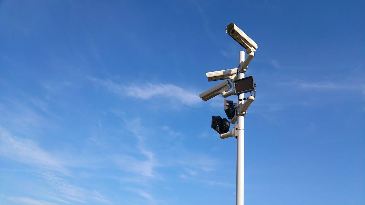 bezpečnost, bezpečnostní kamera, denní světlo