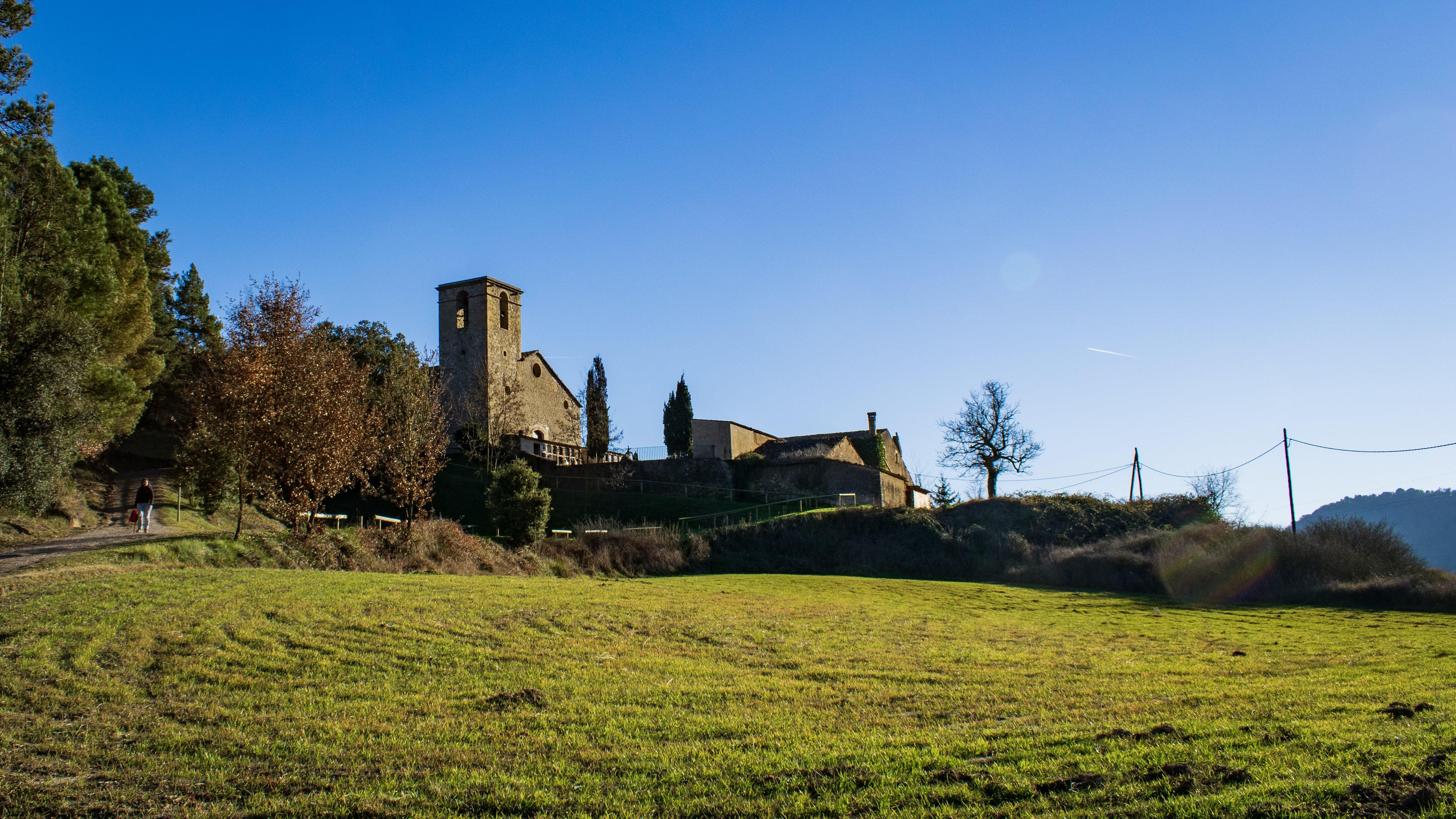 Free stock photo of church, monastery, rural area