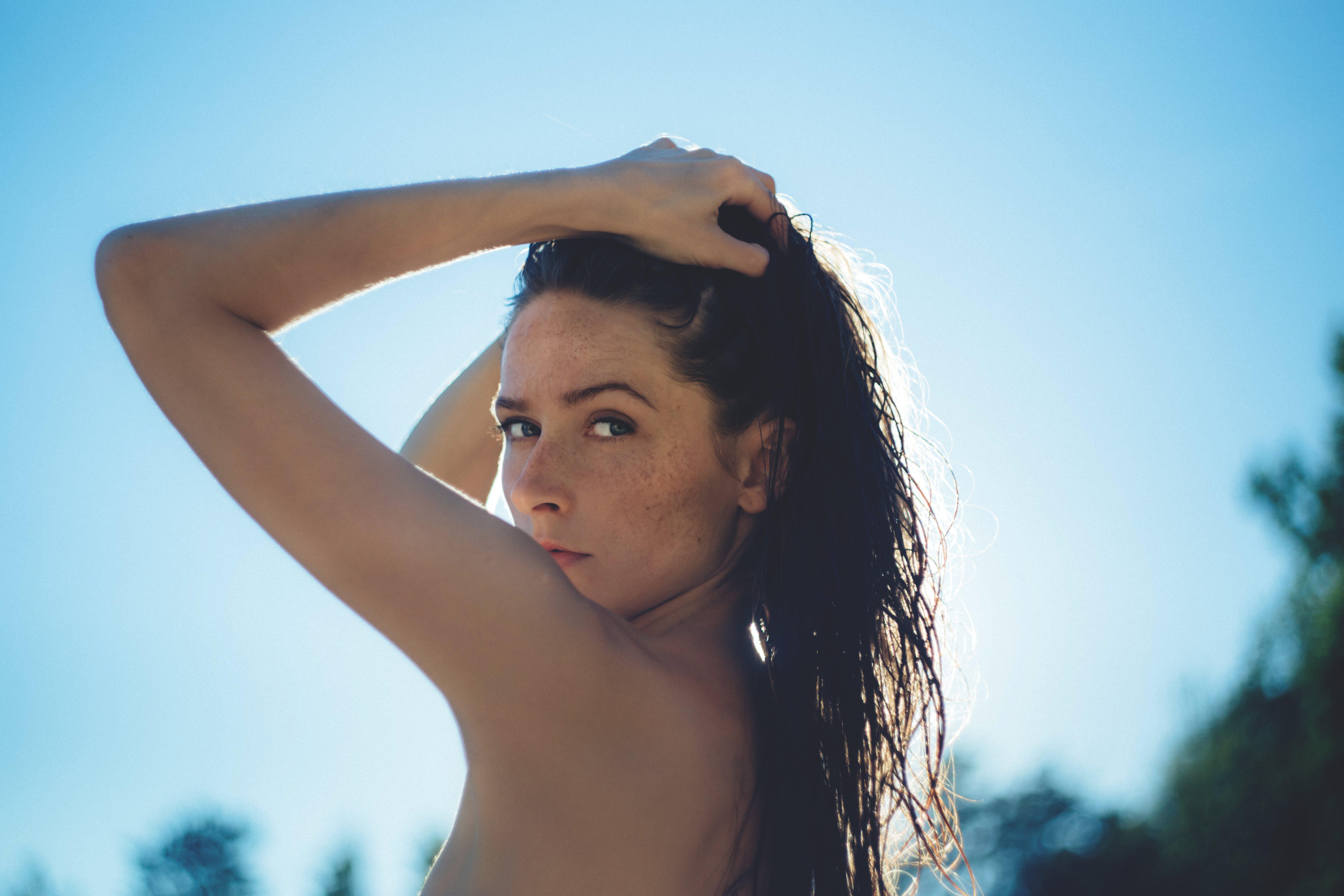 Photos gratuites de attirant, chair, femelle, femme