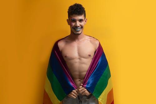 Δωρεάν στοκ φωτογραφιών με abs, casual, gay-h, LGBT-h