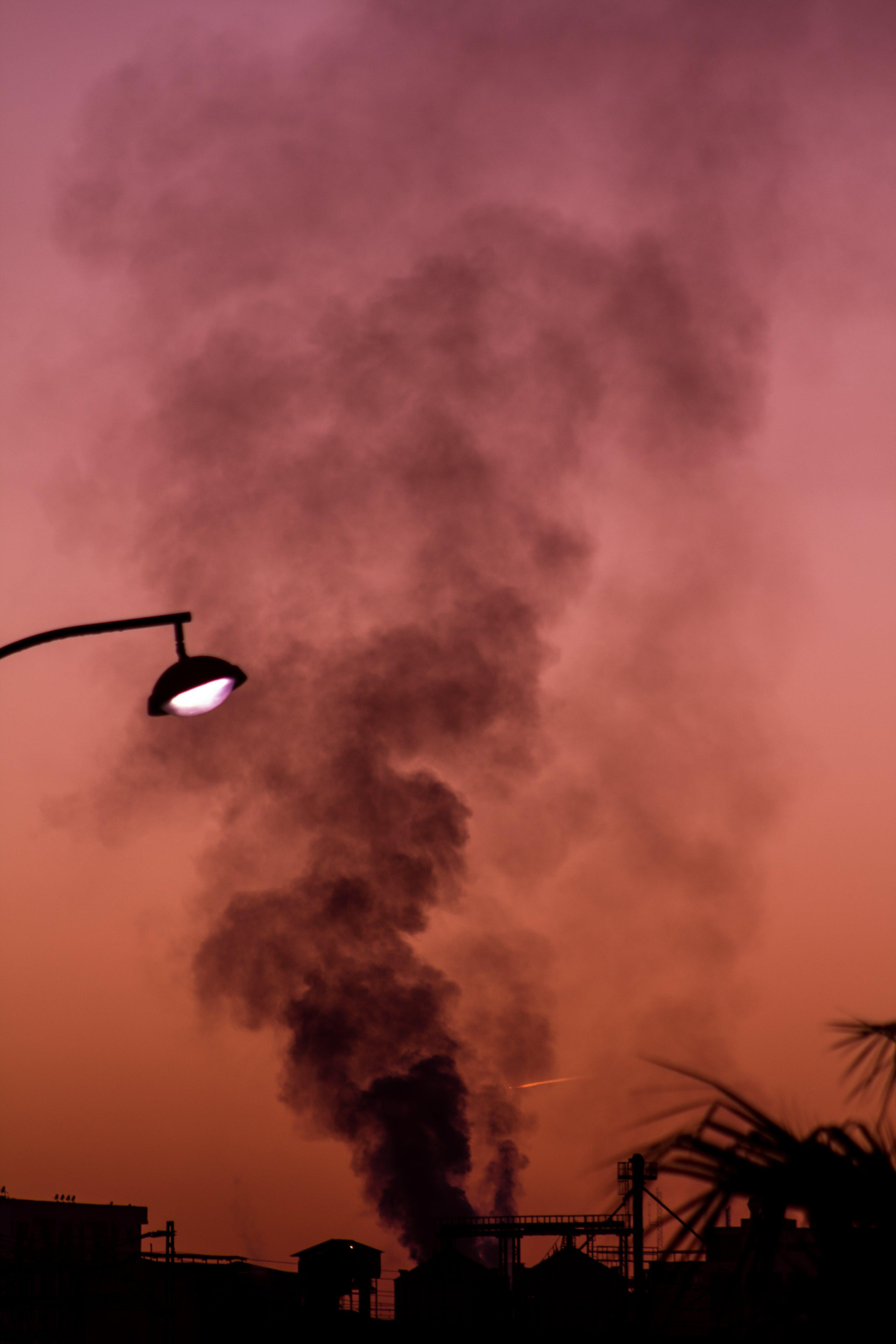fabrik, fabrikker, forurening