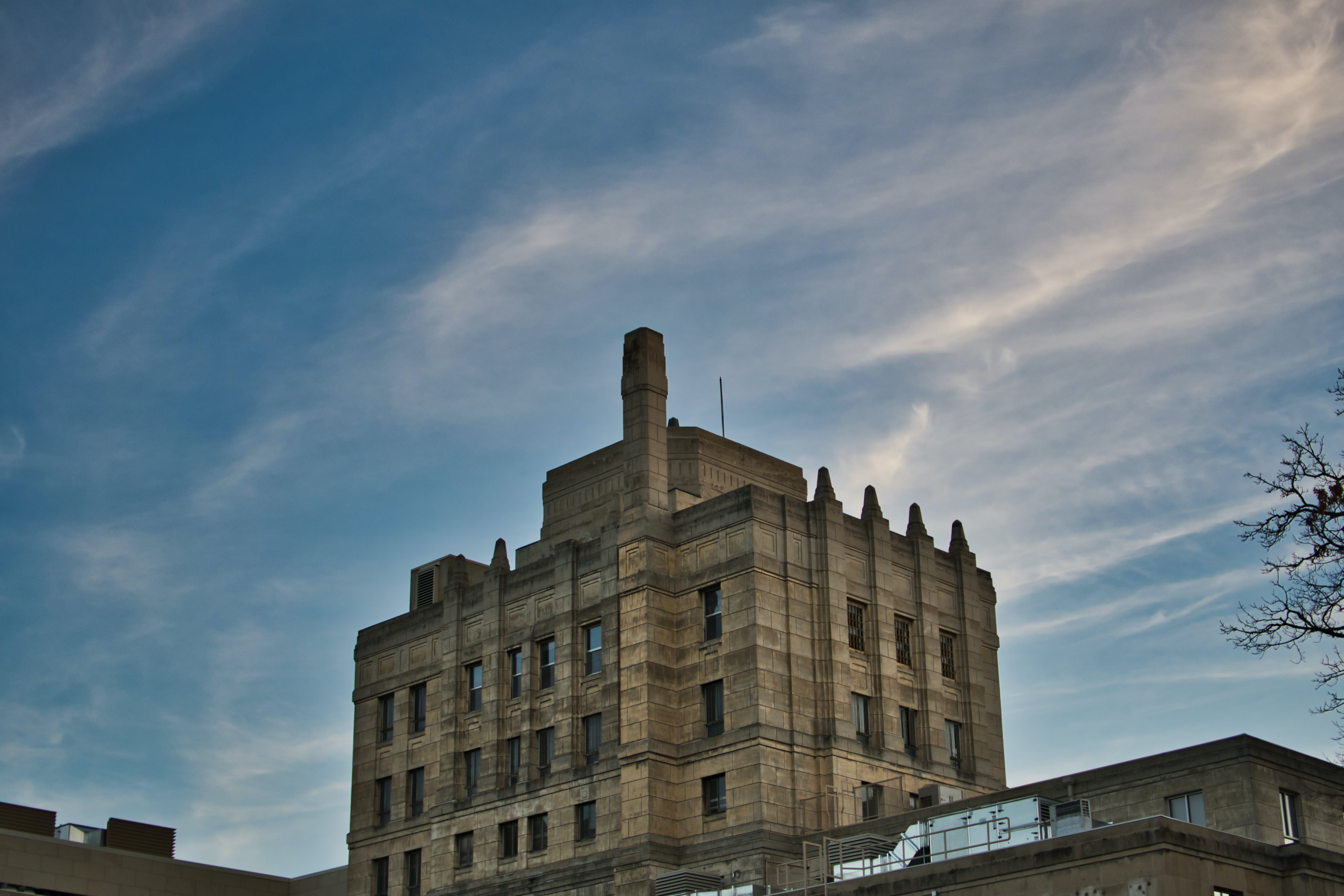 Free stock photo of building, historic, sunset