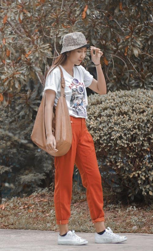 Foto stok gratis Bangkok, berjalan, fashion, fotografi mode