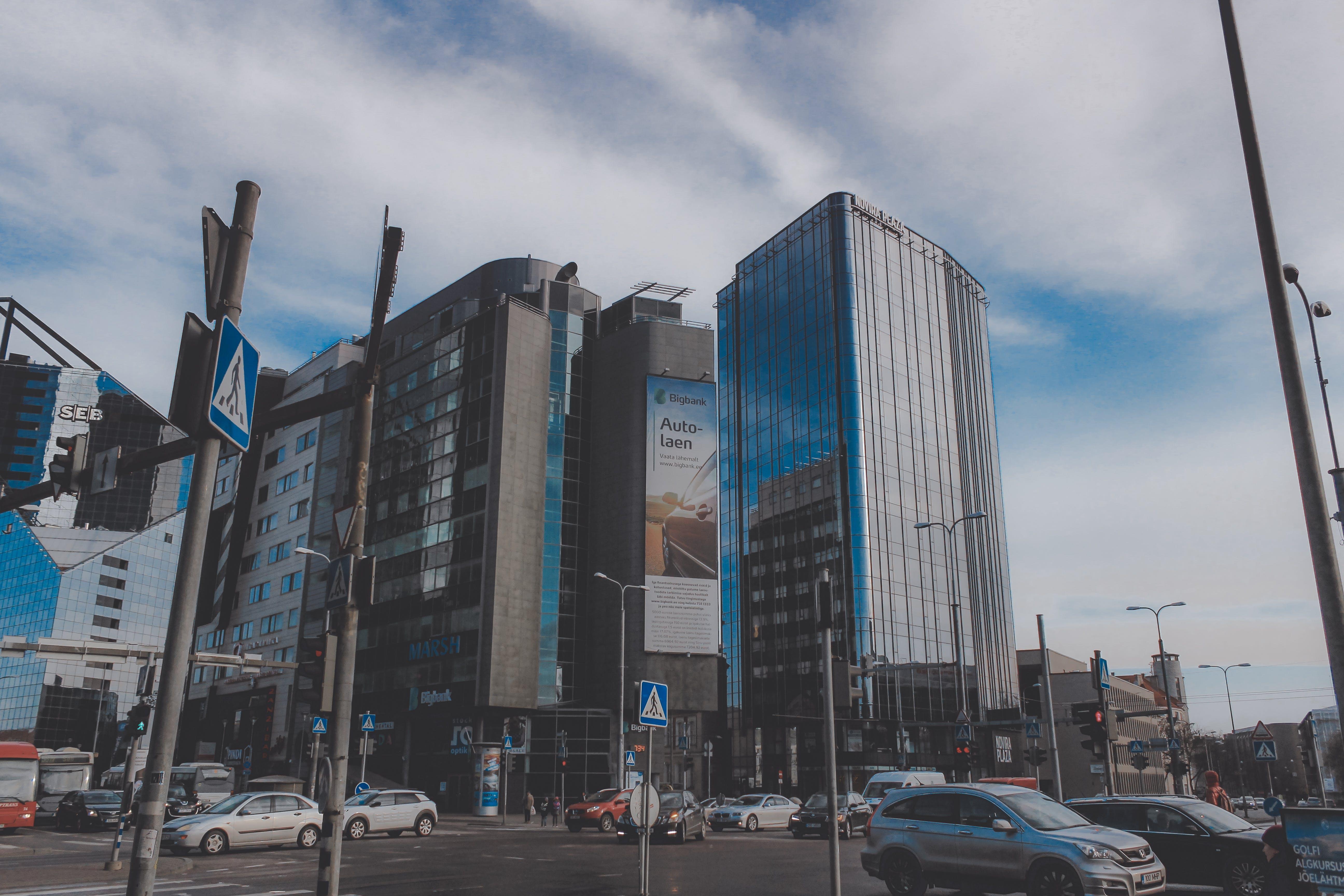 Free stock photo of building, estonia, old, street