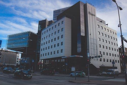 거리, 건물, 에스토니아, 탈린의 무료 스톡 사진