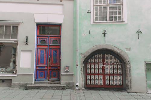 거리, 구시가지, 도시, 벽의 무료 스톡 사진