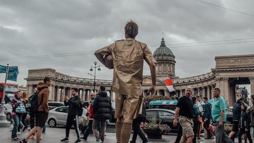 fifa, fifa 월드컵 2018, 관광객, 상트 페테르부르크의 무료 스톡 사진
