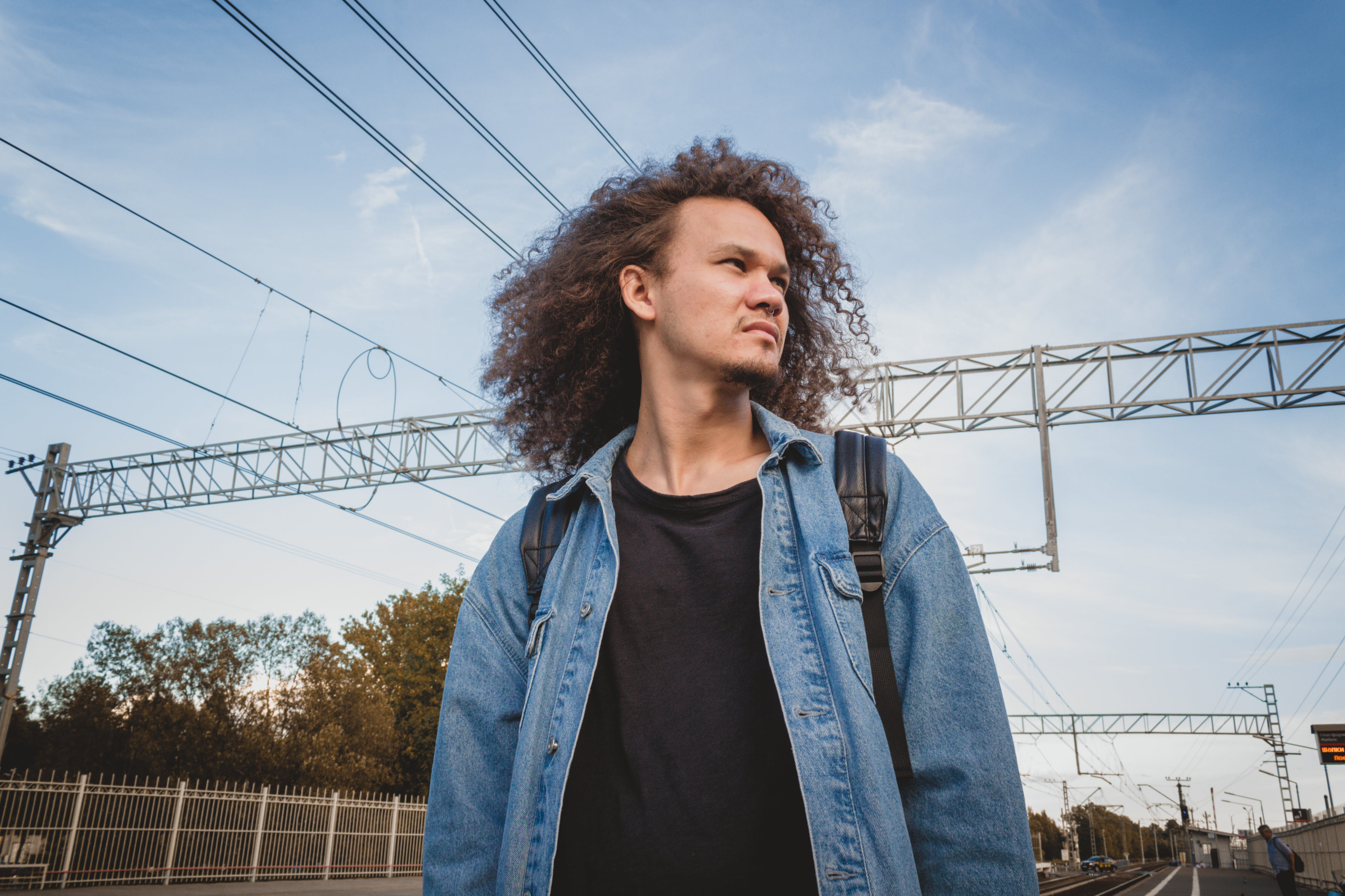 Free stock photo of boy, curl, curly hair, guy