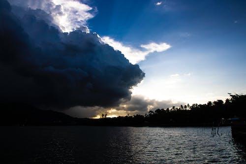 Základová fotografie zdarma na téma déšť, krajina, slunce