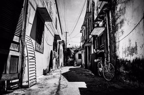 Základová fotografie zdarma na téma černobílá, jiný