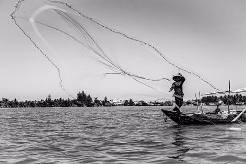 Základová fotografie zdarma na téma člun, kultura, rybaření, Vietnam