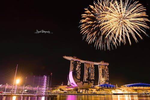 Free stock photo of fireworks2019