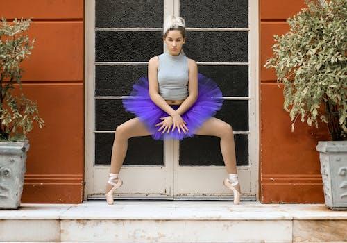 Gratis arkivbilde med anlegg, attraktiv, ballettdanser, bruke