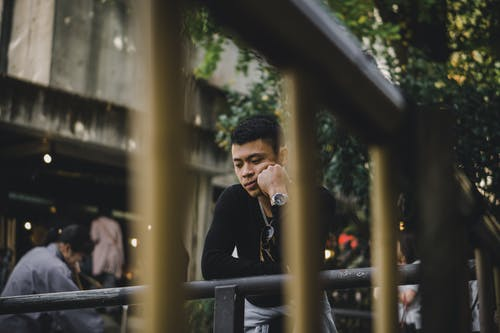 Kostenloses Stock Foto zu asiatischer mann, augen, fashion, fotoshooting