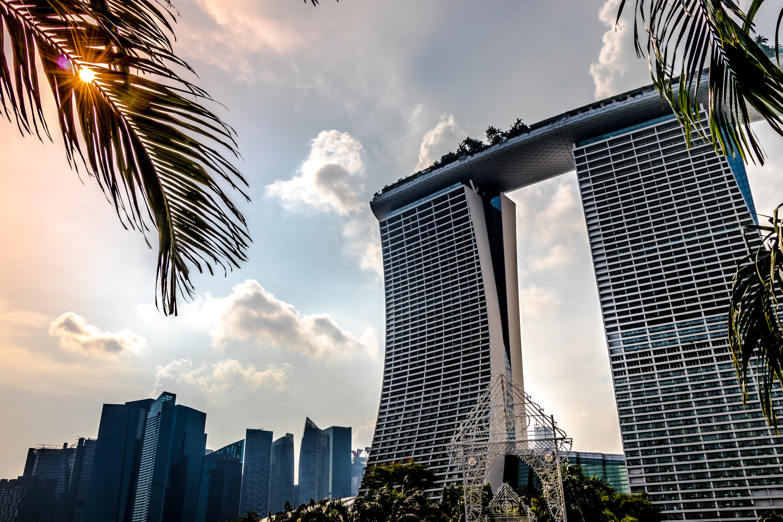 Free stock photo of Asian, Asian architecture, beautiful, Marina Bay Sands