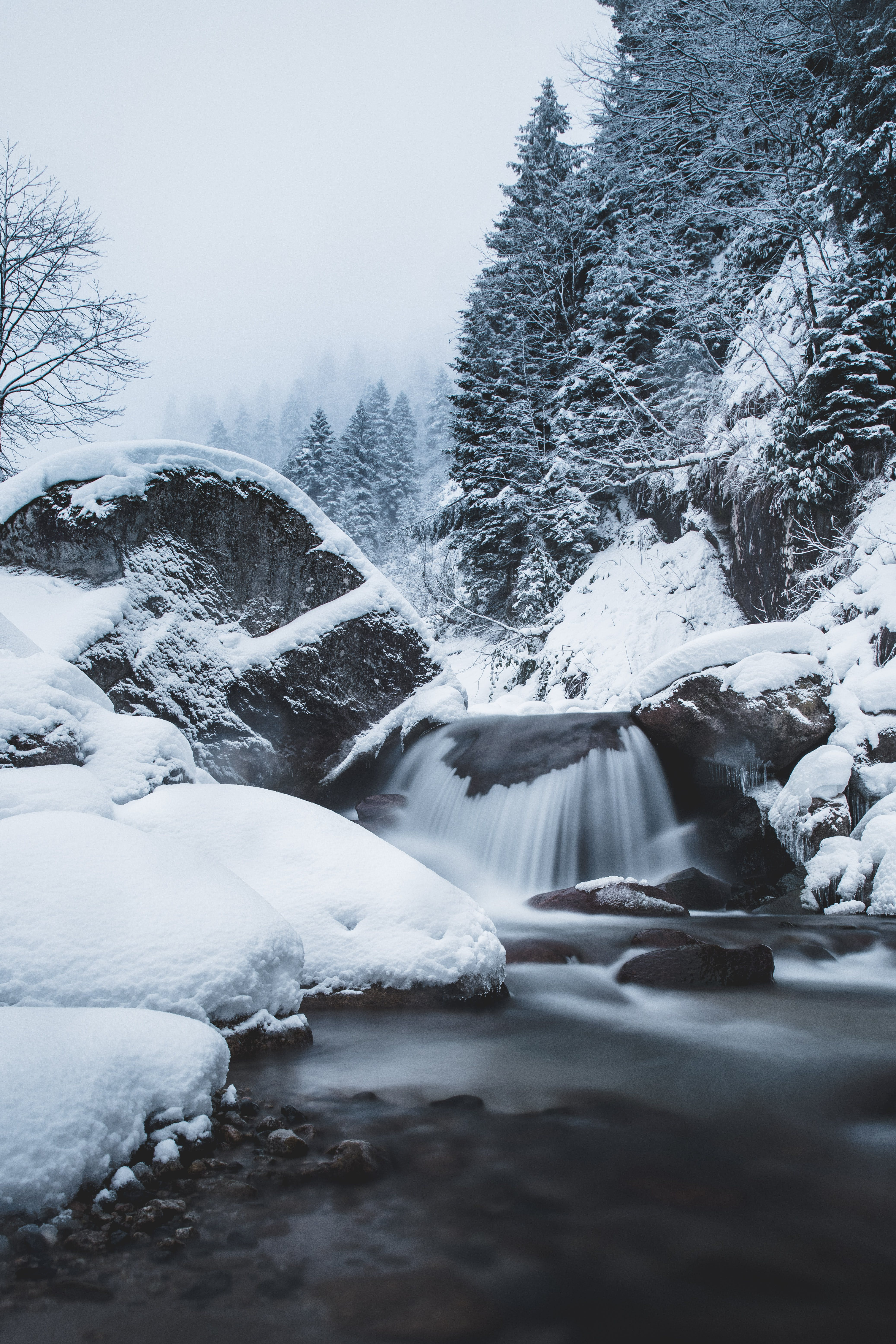 Δωρεάν στοκ φωτογραφιών με ασπρόμαυρο, βουνό, βράχια, γραφικός