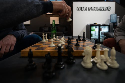 Free stock photo of chess, chess board, game, play